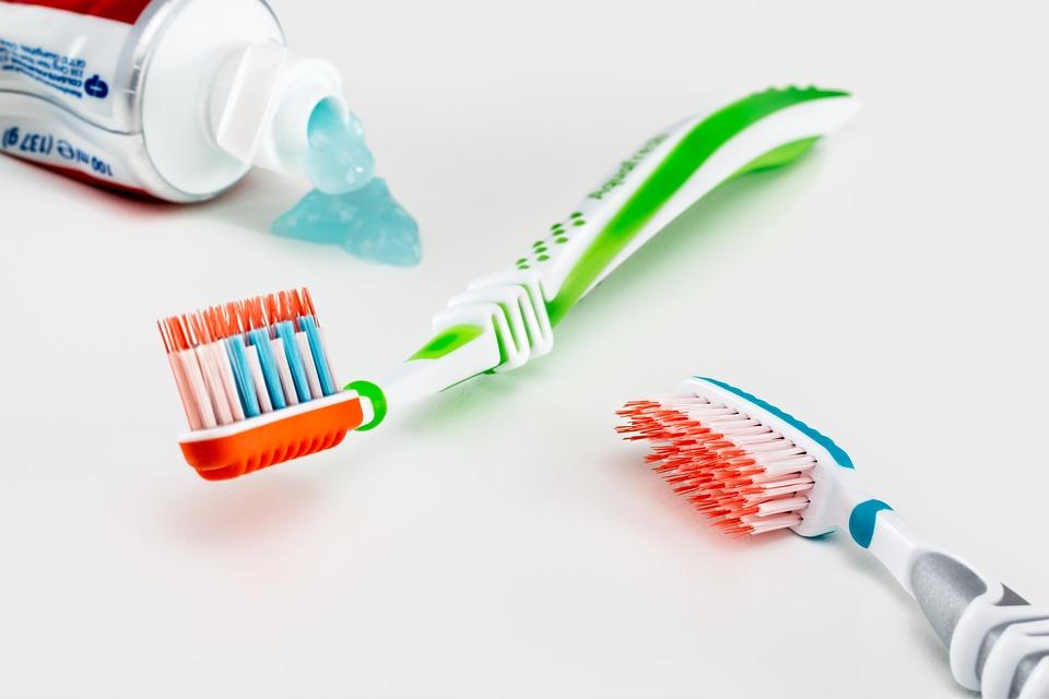 différents types de dentifrices